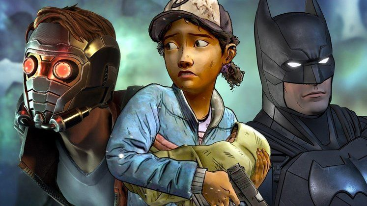 Skybound Games to finish The Final Season of Telltale's The Walking Dead