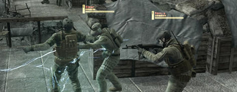 Konami's MGO v1.20 update sweeps in new modes and options
