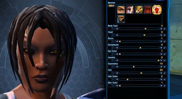 Star Wars: The Old Republic updated to 2.1, Cathar race now available