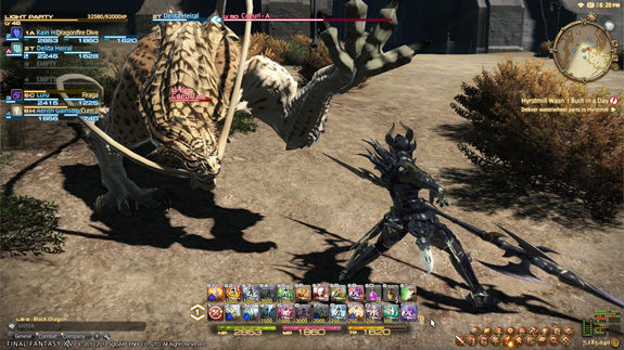 Final Fantasy XIV: A Realm Reborn hitting shelves for PS3 in August