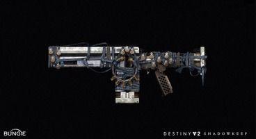Destiny 2 Shadowkeep Release Date - New Exotics, Gamescom Trailer and More