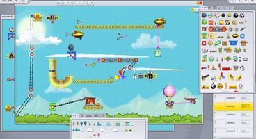 Contraption Maker now available on Steam Early Access
