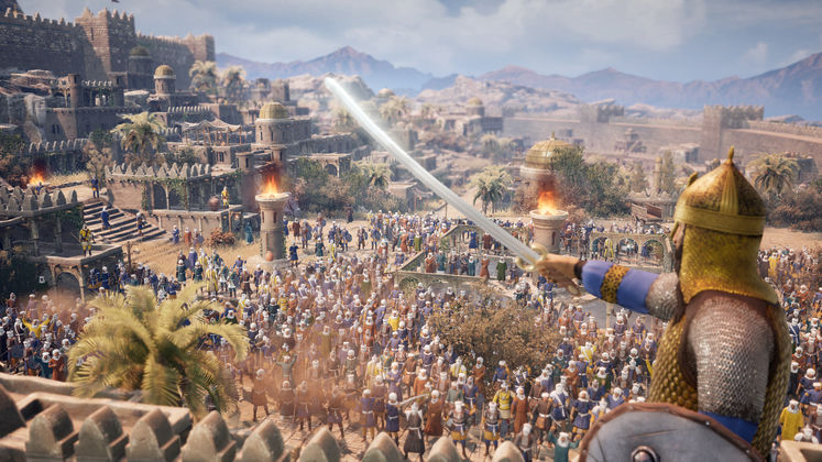 Saladin's Conquest DLC offers a bleak look into our own History