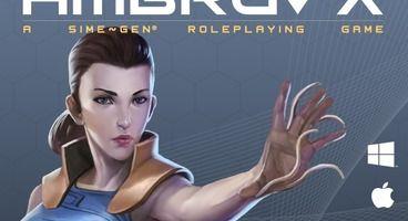 Sci-fi RPG set in Sime-Gen Universe, Ambrov X, starts Kickstarter campaign