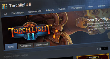 Torchlight 2 now fully integrated with Steam Workshop, Guts editor released
