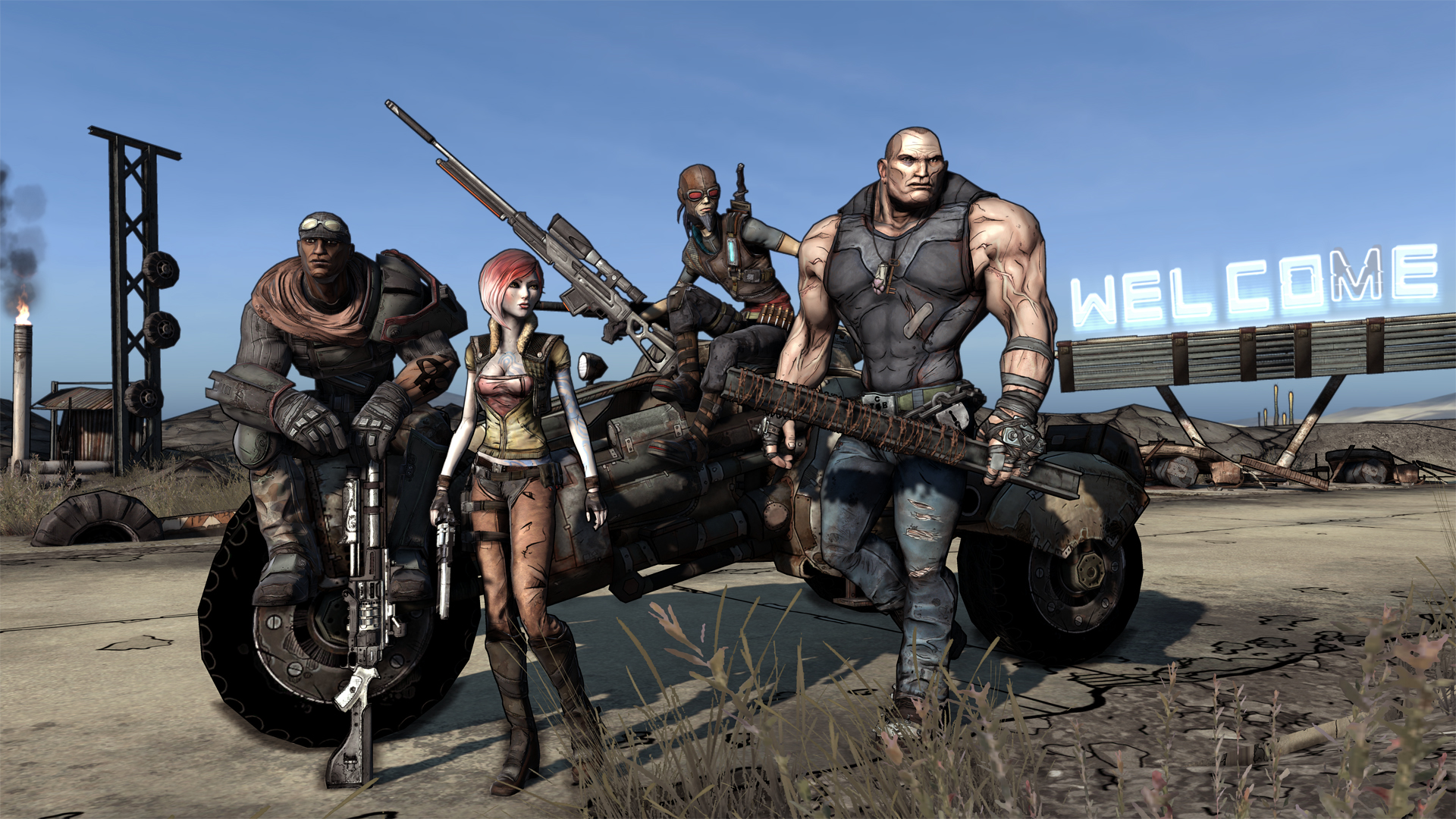 Civilization and Borderlands series will move servers to Steamworks