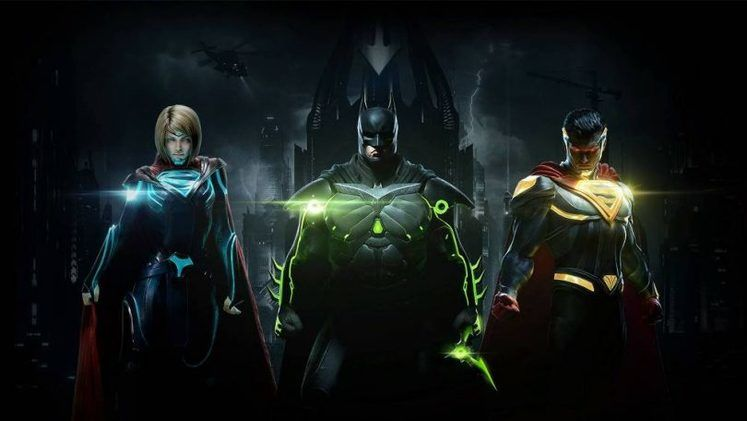 Injustice 2 PC Beta Now Live, Uses Denuvo DRM
