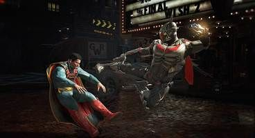 Injustice 2 Patch Update Released – 02/01/2018