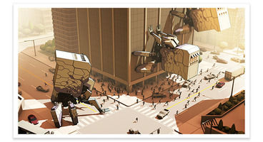 Uber cancels Human Resources Kickstarter, still looking to bring the RTS to life