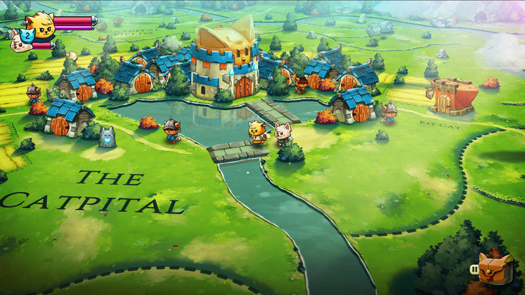 Cat Quest II Gets September Release Date