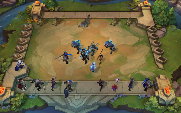 Teamfight Tactics Patch Notes 10.4 – Release Date, Glacial Changes and More