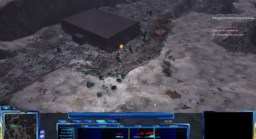 Time-travelling RTS Achron gets gameplay clip, in beta phase