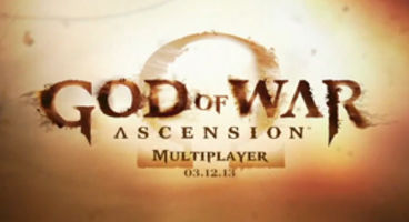 God of War: Ascension's multiplayer beta January 8/9th for PS Plus crowd