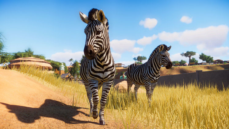 Frontier's follow-up to Planet Coaster is a little wild.