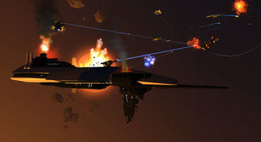 Enemy Starfighter looking pretty sexy, coming to PAX Prime this month