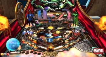 ZEN Studios announces Dr. Strange table for Marvel Pinball