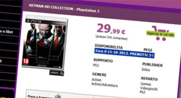 PS3 to receive Hitman HD Collection