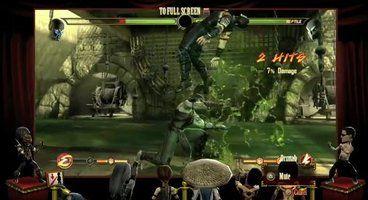 Mortal Kombat 'King of the Hill' mode