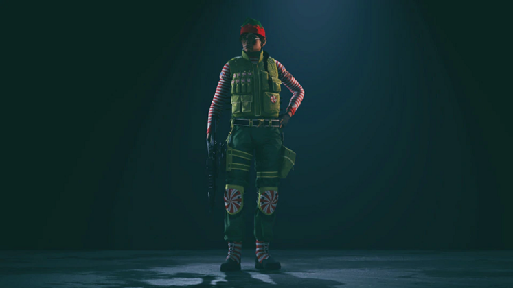 Rainbow Six Siege Holiday Pack 2020 Gives Players a Free Operator or Exclusive Ash Skin