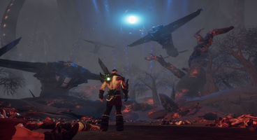 Brutal Third-person ARPG Warlander Coming Out on Steam in Q4 2019