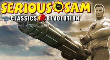 Indie team's Serious Sam Classics: Revolution now on Steam Early Access