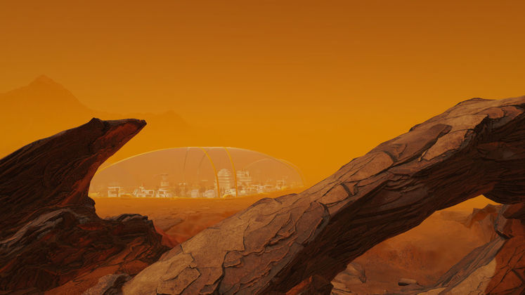 Surviving Mars: Space Race Release Date Announced