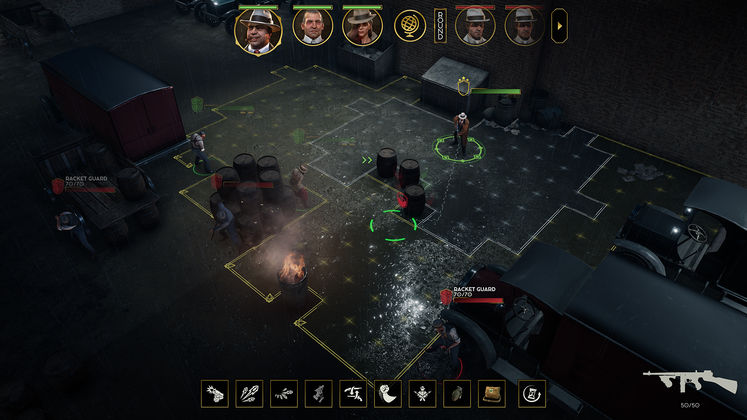Empire of Sin Release Date - Everything We Know