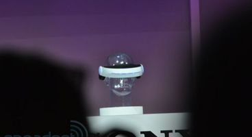CES 2011: Sony unveil 3D 'Headman' head-mounted display