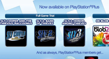 Sly Cooper all over this week's US PlayStation Store update, Voltron demo out