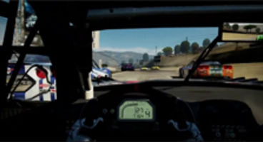 Slighty Mad: Racing sim 'quite dry', Shift 2 turns that