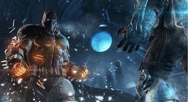 Batman beefs up for new Arkham Origins DLC