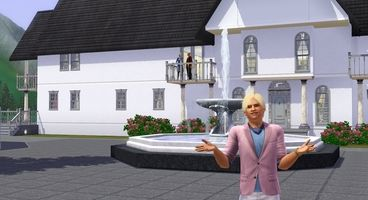 EA reveal Hidden Springs for The Sims 3, downloadable world