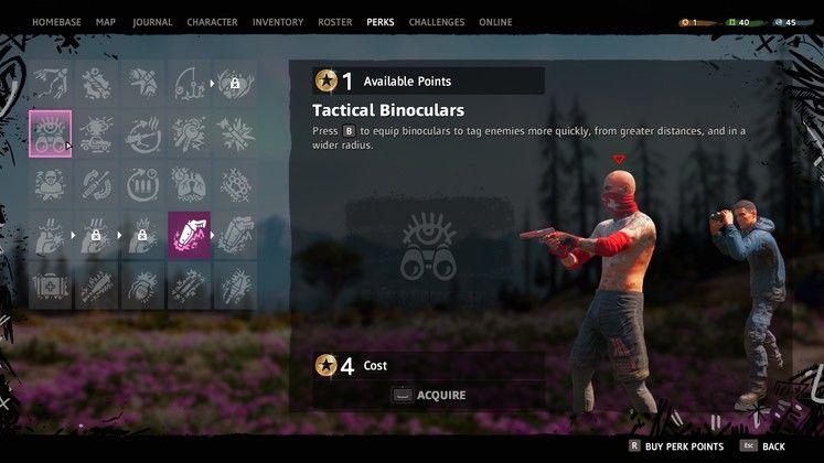 Far Cry New Dawn Binoculars - How to get Tactical Binoculars