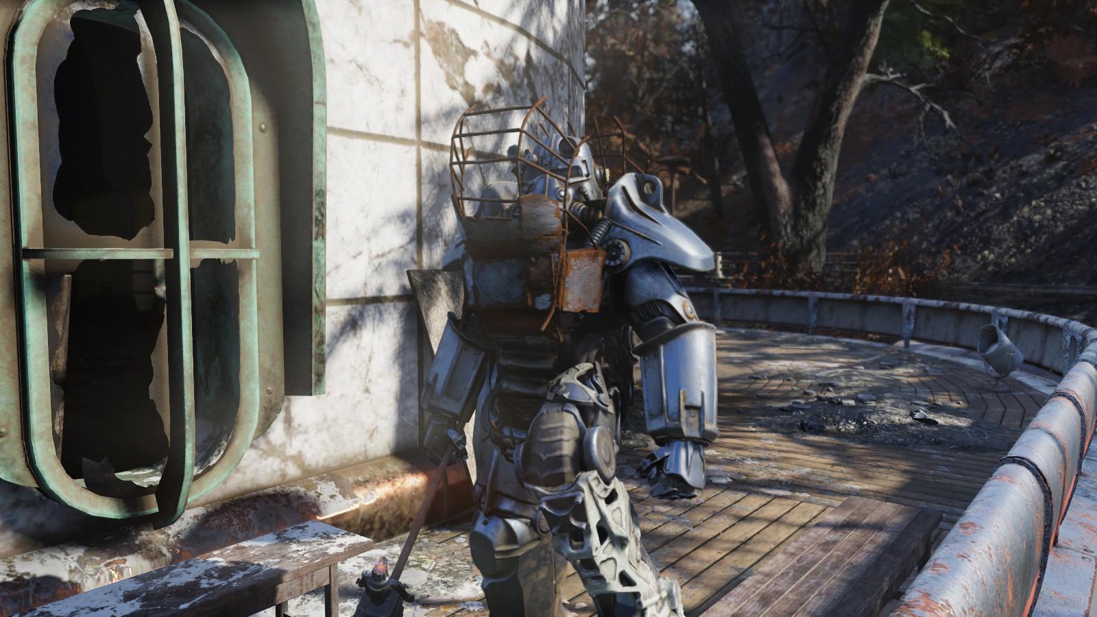 Fallout 76 Black Titanium Ore - Where to Find Black Titanium