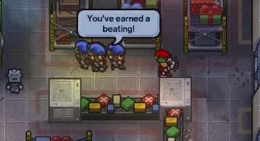 Escapists 2 gets Special Holiday DLC - For Free!