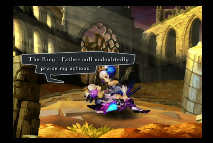 Square Enix releases Odin Sphere on 14th March 2008