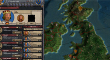 Paradox stream live Crusader Kings II demo today, 7.30pm CET