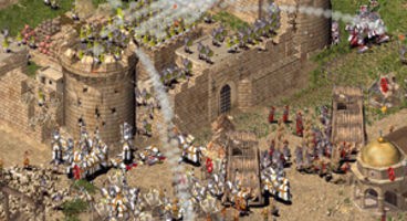 Stronghold HD and Stronghold Crusader HD out November 1st
