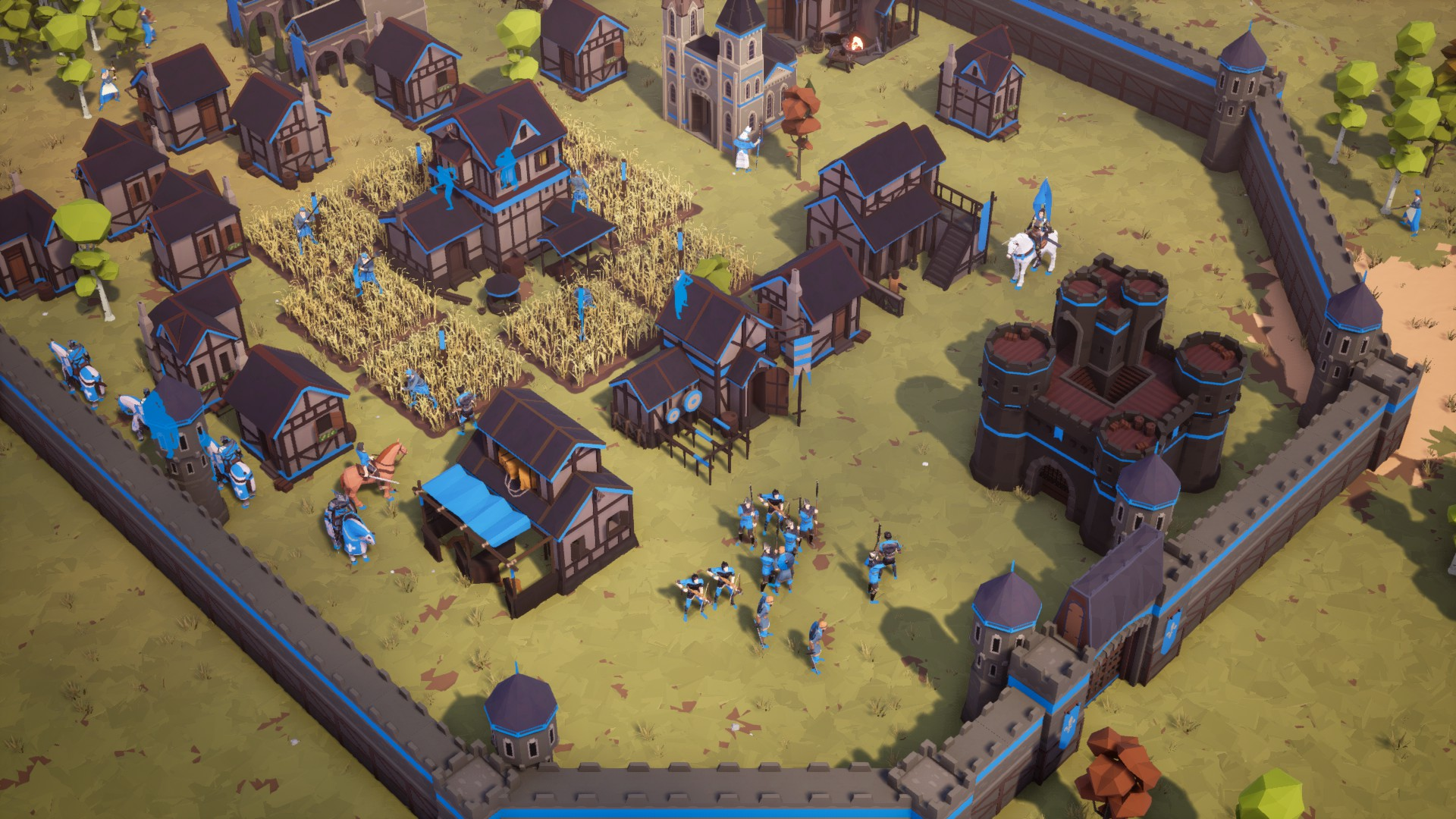Can't wait for Age of Empires 4? Try Empires Apart, out March