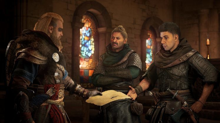 Assassin's Creed Valhalla How to Unseal the Well of Urdr - Well-Traveled Quest Puzzle