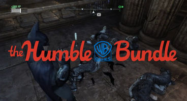 Humble WB Games Bundle offers Batman, F.E.A.R., Scribblenauts and LOTR