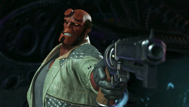 With Still No News on the PC Beta, Injustice 2 Reveals Hellboy DLC Gameplay Trailer and Release Date