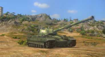 World of Tanks adding British Royal Tank Corps with update 8.1