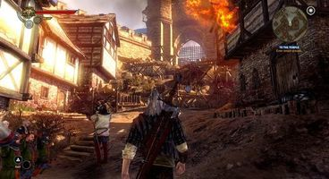 CD Projekt RED rolling out mod features for The Witcher 2