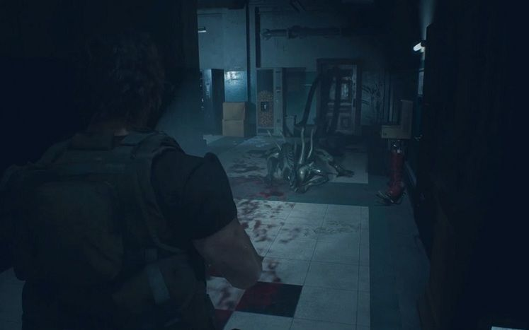 Aliens Take Over Raccoon City in This Resident Evil 3 Remake Mod