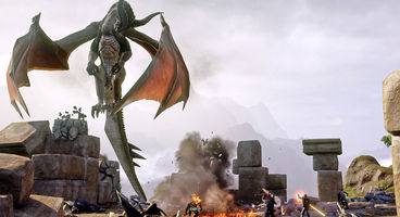 New Dragon Age: Inquisition screenshots emerge