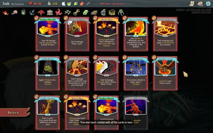 Slay The Spire Infinite Combo - What is An Infinite Combo And How To Do It?