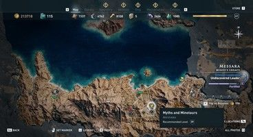 Assassin's Creed Odyssey Minotaur - How to Find and Beat It