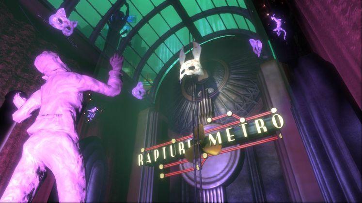 BioShock PS3 set for 4th November?