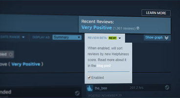 Steam Is Changing User Reviews'